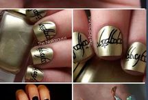 lotr nails / these are so awesome!
