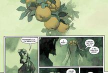 comics, bd