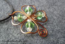joyas de alambre