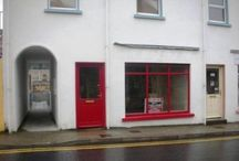 Office Decor | Clifden, Ireland / Our office in charming Clifden, Co.Galway, Ireland