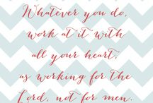He is wonderful to me... :) / by Lacey Moore