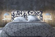 Cabeceros de cama / Cabeceros de cama que darán a tu dormitorio imaginación, creatividad y mucho estilo.