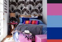 color schemes / by Emily Basham-Hoelscher