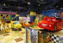 Khu vui chơi trẻ em tại Royal City