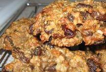 Biscuits santé aux flocons d'avoine et dattes