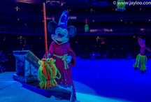 2014 Disney On Ice presents Let's Celebrate! / From the 2/8/2014 7pm show in Chicago, Illinois.
