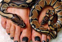 Dea - serpente / Snacke Goddess