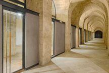 Interior / Fibercement Boards for design interior finishing. Lastre piane in fibrocemento utilizzate nel design di interni