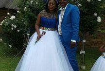 my african wedding