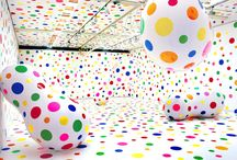 Polka dots / Best form, best pattern, best happy place decoration!   #prickigt