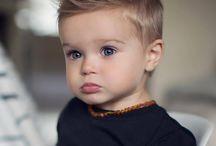 Chłopieńce fryzury