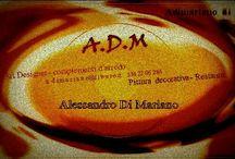 Adimariano Art Designer / Complementi d'arredo petsonalizzati