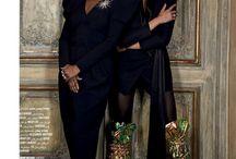 Iman & Imaan Hammam for Vogue Arabia