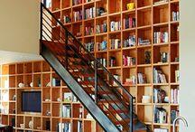 Amazing bookcases