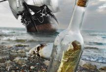 Arrr!! La botella de ron / Mundo pirata