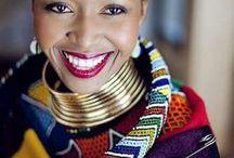 Moda para mujeres afrodecendientes...........