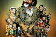 Robin Williams Tribute / In honor of a good soul that brought a unique value to living