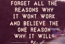Quotes / Inspiring quotes