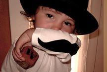 Mustache man / by Jennifer Fox