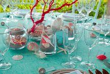 corals wedding