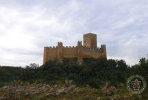 Castelos / Álbum sobre castelos