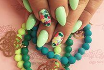 Our manicures / Nasze stylizacje