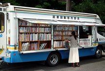 Bookmobiles / by Lynchburg Public Library