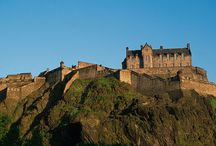 p3 Historical city Edinburgh / Edinburgh is the capital city located in Scotland is very historical it is well known for its views, historical castles and mid evil history