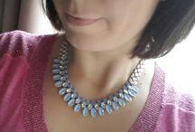 Bijoux stella&dot,  colliers