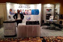 SIA's CWS Summit 2014 - Las Vegas, NV / Photos of the Artech Team at the 2014 CWS Summit in Las Vegas, NV