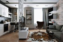 квартира холостяка / подборка для квартиры холостяка
