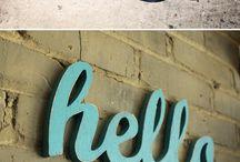 Typografia&kalligrafia