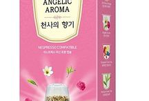 TEAZEN Angelic Aroma Capsule Tea for Nespresso Machine