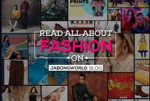 Jabongworld Blog / Wanna stay in touch with the latest fashion and trends? Wanna be the best styled personality in your friends' group? Wanna leave a great impression on your boss with your sense of professional wear? Wanna charm your boyfriend/girlfriend with your stunning fashion sense? Wanna know easy DIY fashion tricks that can instantly make you better at what you carry? To help you with all your queries and curiosities, we bring to you the Jabongworld Blog! Visit us here- http://goo.gl/1Pc4Es