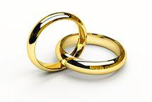 Wedding Ring Trivia / Interesting trivia about wedding rings.