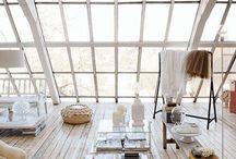Living: Dachgeschoss / perfekt die Aussicht genießen
