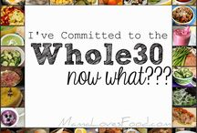 For Eating - Whole 30/Paleo / by Angela Walston
