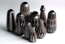 Lausitzer keramik - Germany / German Pottery