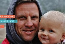 Tips for travelling with a baby – the pros and cons