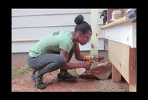 Atlanta Women's Build / The Atlanta Women's Build (AWB) is a grassroots effort led by individuals - all women - who raise funds to sponsor and construct an Atlanta Habitat for Humanity home for a working mother and her family.