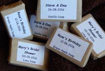 soap favors