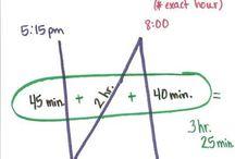 Maths - Time