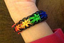 Rainbow loom for GG / by Autumn Kirk-Phillips