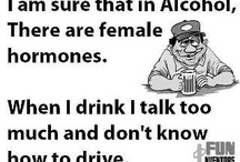 Alcohol funnies / by Bre Lawson