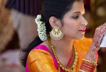 South indian functions / Ideas to get dressed traditionally for weddings etc