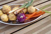Recettes Végétariennes / Vegetarian Recipes