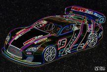 Nissan GT-R32 PAGGY / Automodelo com bolha da Nissan GT-R32 do amigo Adriano Paggy. Fotos por Marco Daher em 2012.