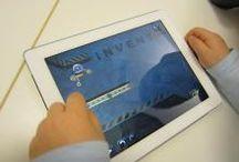 Tablettisovellukset lapsille ja lapsenmielisille / Oppimispelejä ja muita sovelluksia tableteille. Voisiko lukemaan ja laskemaan yms. oppiminen olla enää hauskempaa? :)