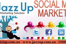 Jazzup Social media marketing.