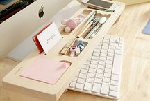 Home Office Ideas / by Danielle Corey